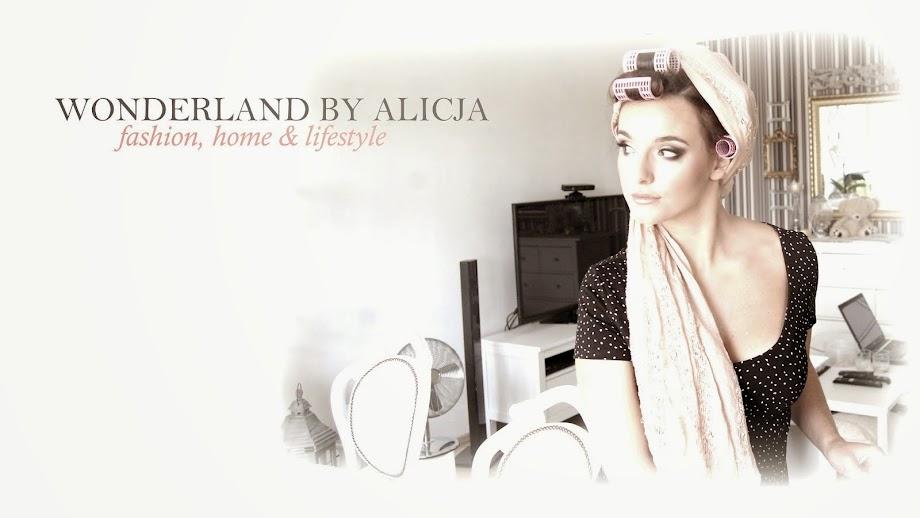 Wonderland by Alicja