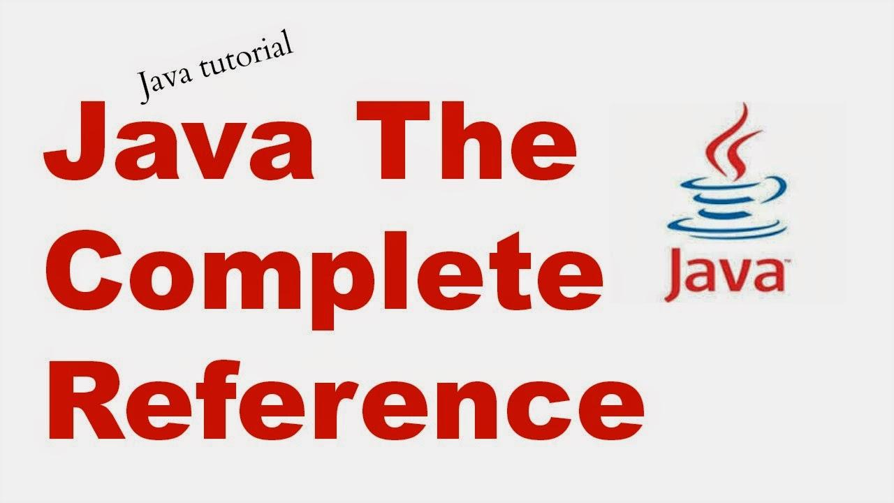 Learn Java - Java Tutorial, Book Online