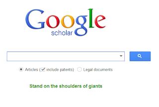 google cendikian (scholar)