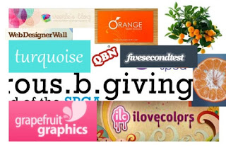 inspiration for clementine creative logo