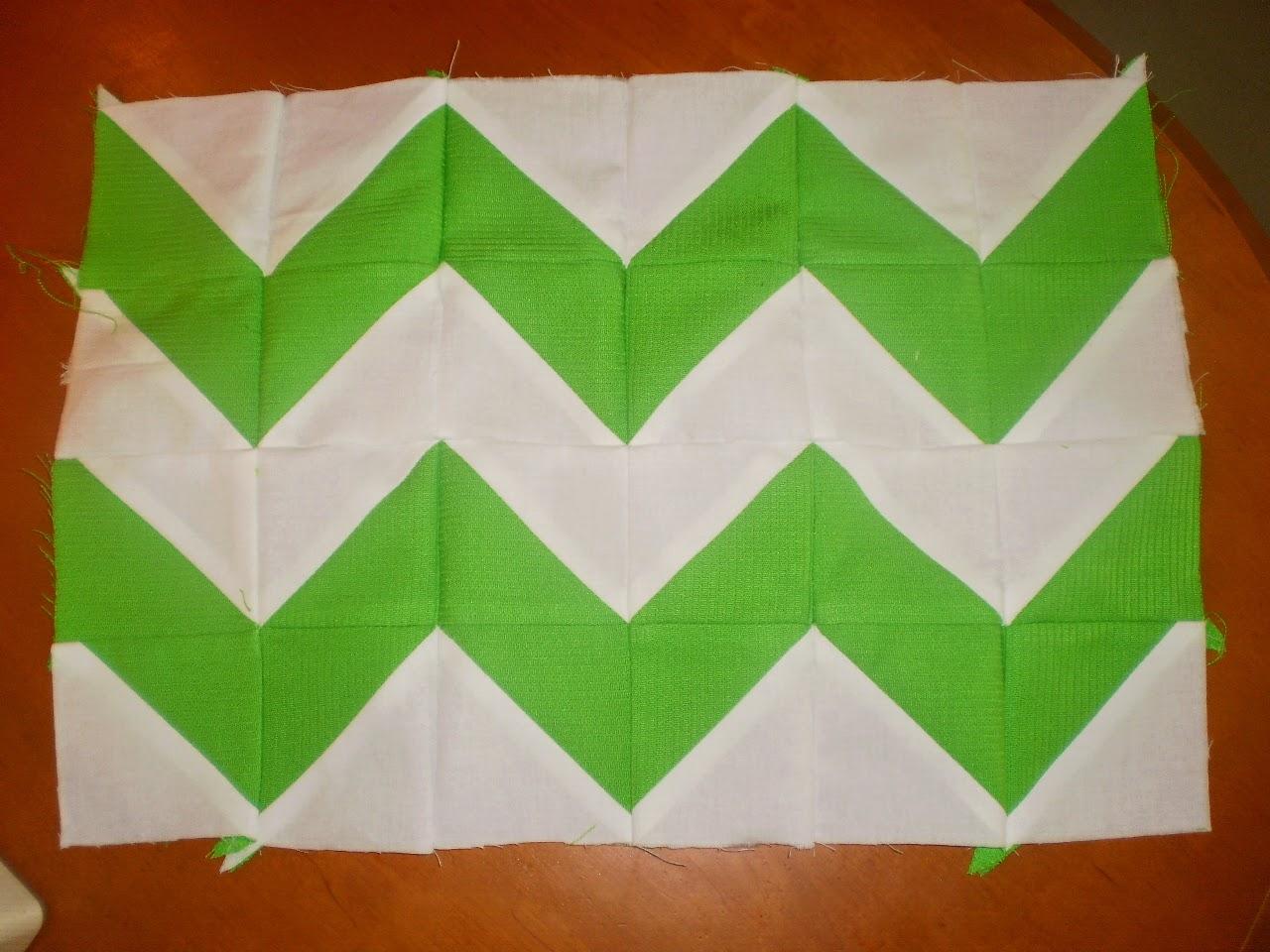 Egyszerű patchwork párna készítése  6095cfc8d3