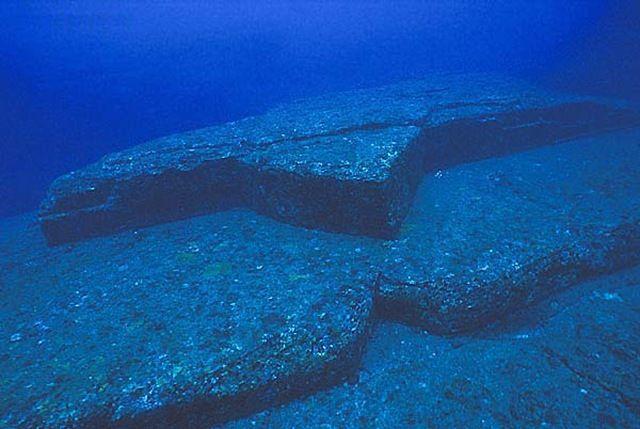The Paranormalistics Japan S Underwater Pyramid