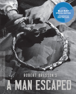 "Blu-ray Review | ""A Man Escaped"""