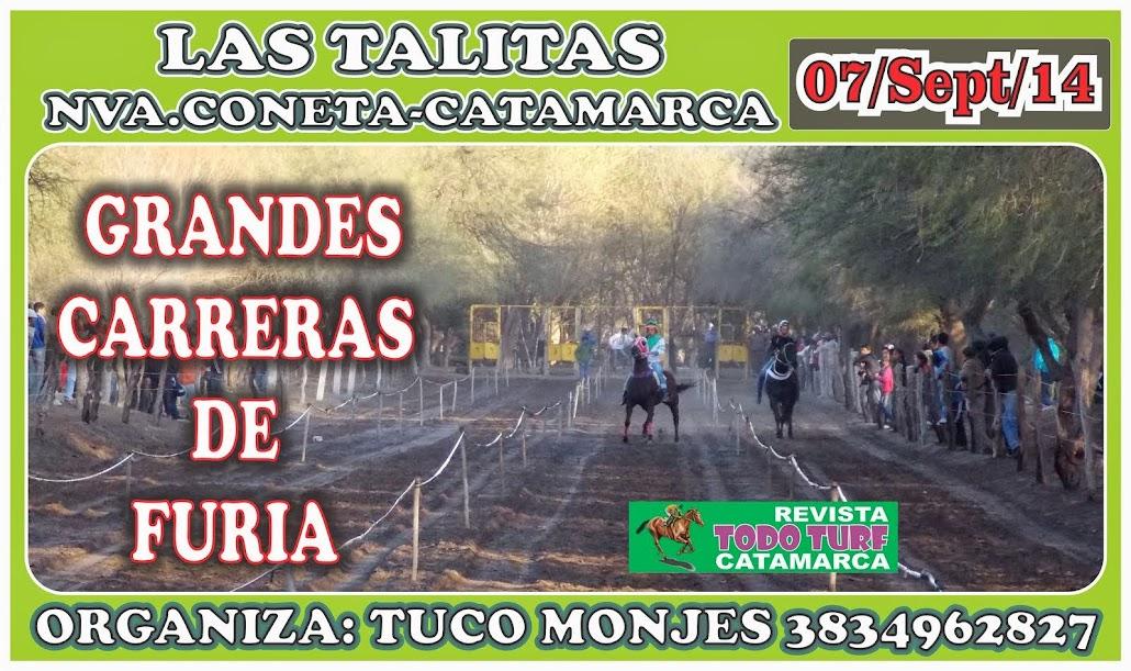 LAS TALITAS 07/09/2014