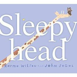 Sleepyhead book cover