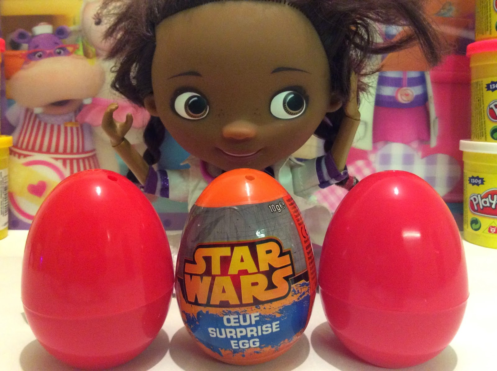 buy doc mcstuffinssurprise eggs u0026play dohfor sale from toys r us