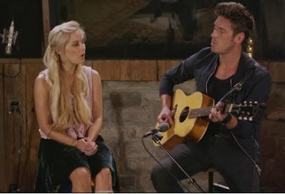 Nashville Scarlett Gunnar singing screencaps recaps