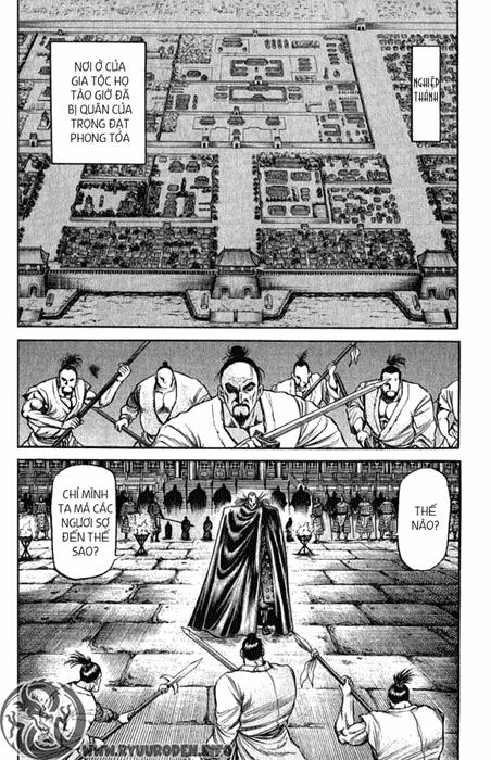 Chú Bé Rồng - Ryuuroden chap 97 - Trang 15