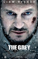 Download The Grey (2012) TS 450MB Ganool