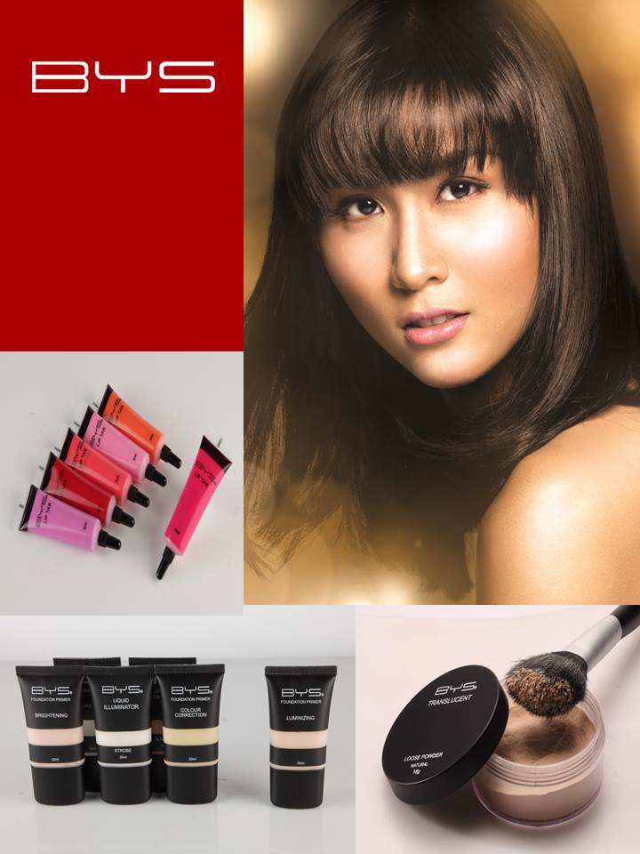 bys model, bys cosmetics, ed aitken