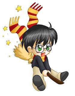 Chibi do Harry Potter (desenho)