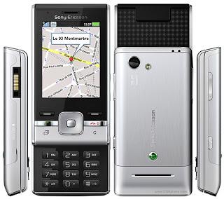 Sony Ericsson T715 photo