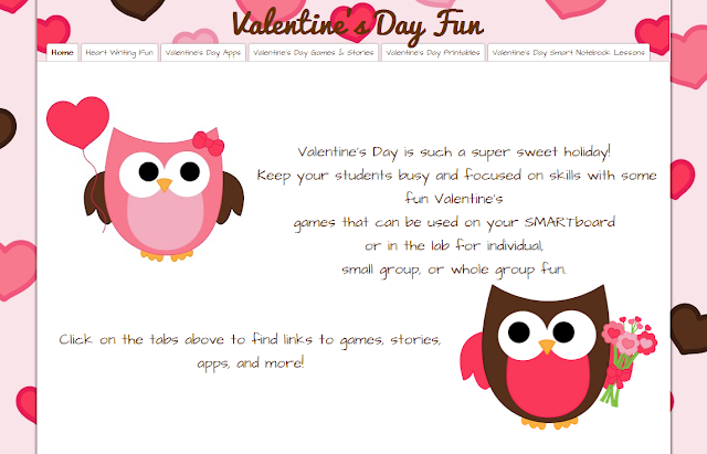 valentines day fun has educational sites apps printables and games she has reviewed and used with her students below is a quick peek at some of her - Valentine Apps