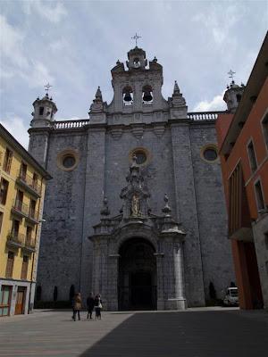 Iglesia de Santa María de Tolosa