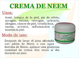 Neem Crema