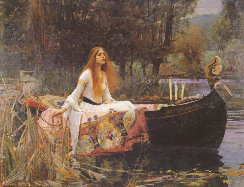 lady of shallot essay Download thesis statement on the lady of shalott by lord alfred tennyson in our database or order an original thesis paper that will be written by one of our staff.