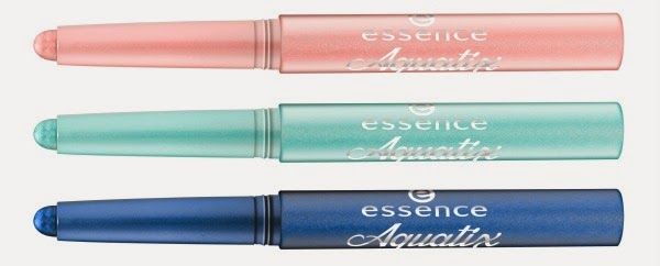 essence aquatix – eyeshadow stick