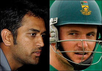 Dhoni vs Smith