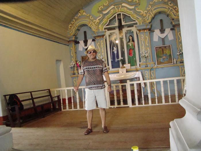 Igreja do Alto de Monte Santo