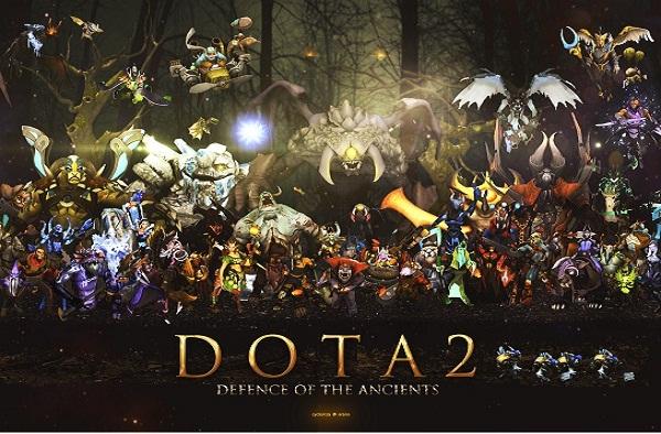 DOTA 2 Game Terbaik Strategi Yang Populer Di Kalangan Gamer
