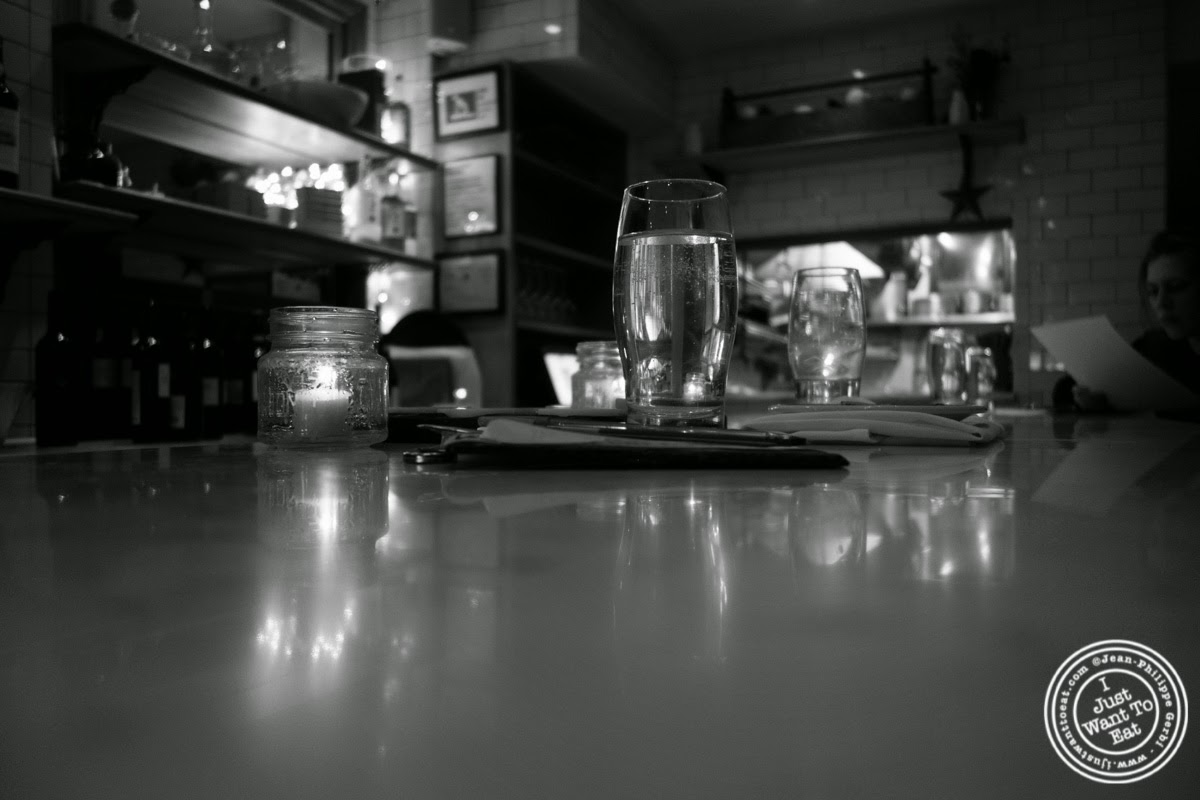 image of Murray's Cheese Bar in the West Village, NYC, New York