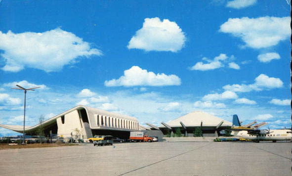 Vintage Spokane Spokane International Airport