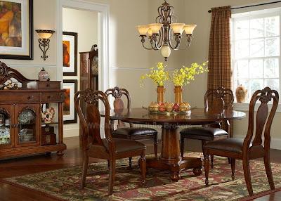 Dining Room Furniture Rustic