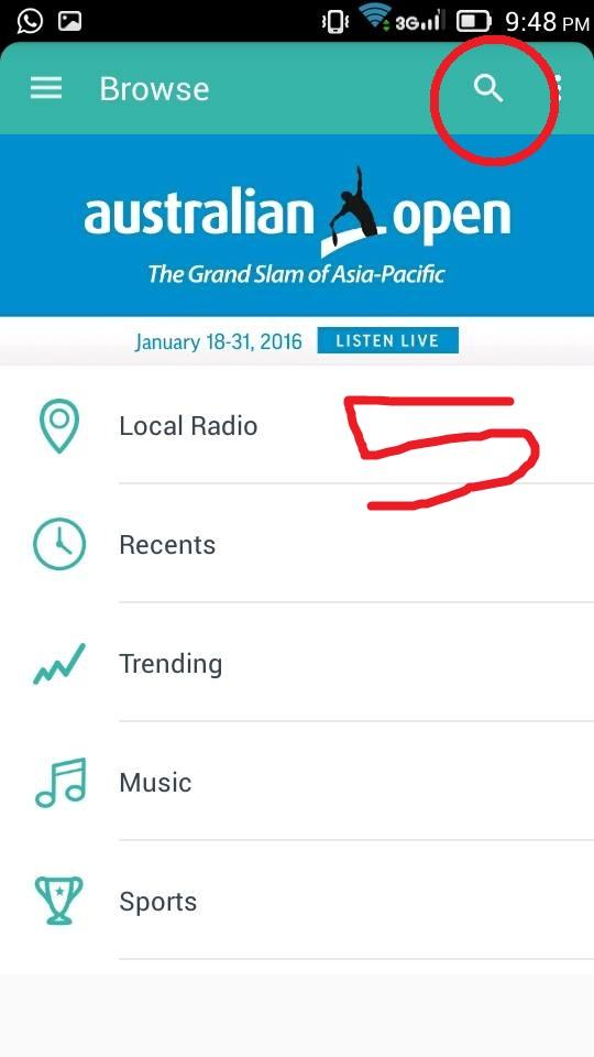 irdk fm cara cara mendengarkan radio irdk fm di handphonetaip irdkfm hingga keluar station irdk fm dan klik