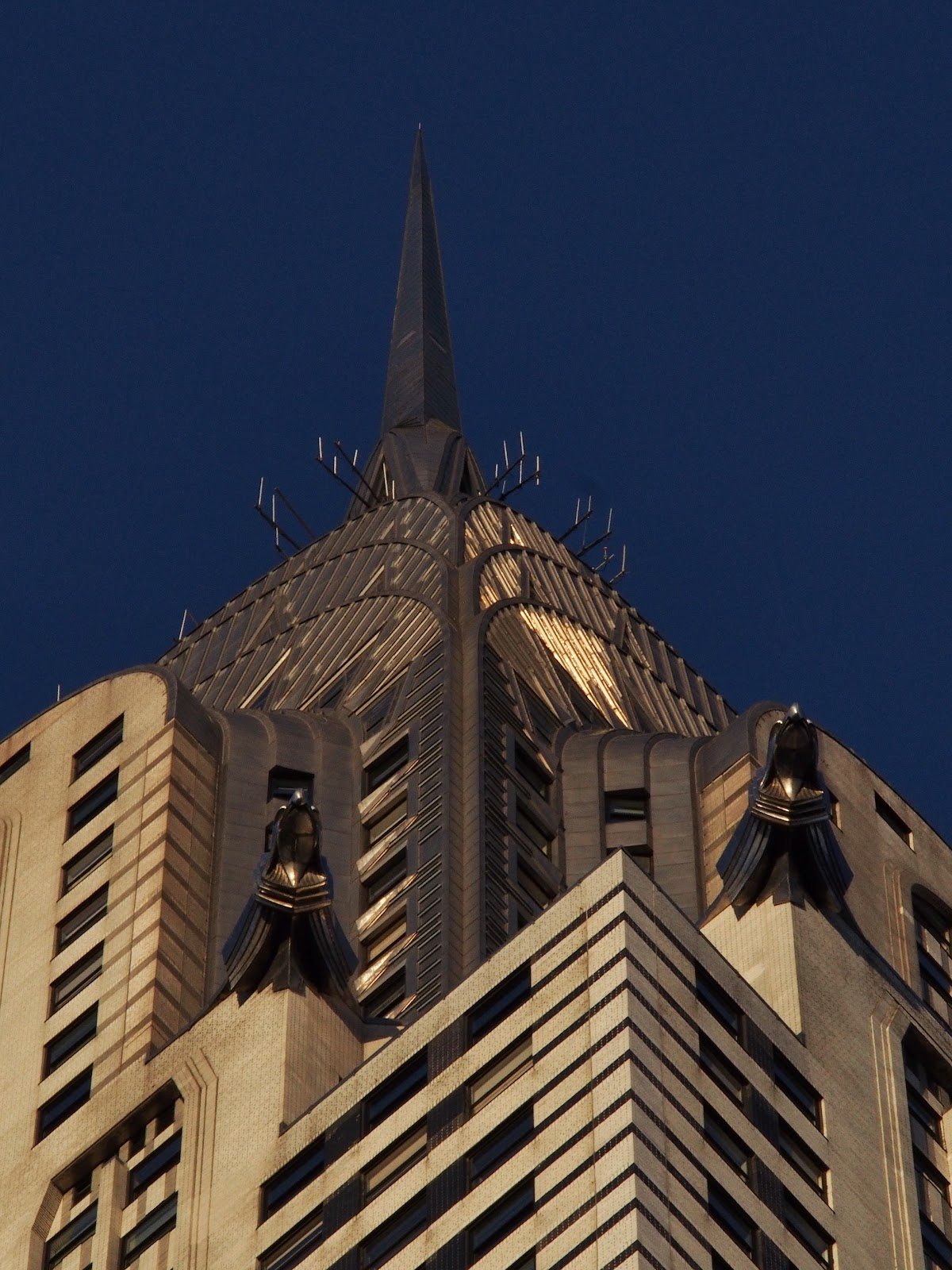 All about the Top, #chryslerbuilding #artdeco #nyc #architecture 2014