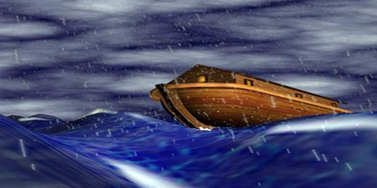 Mitos kuno seputar banjir di dunia