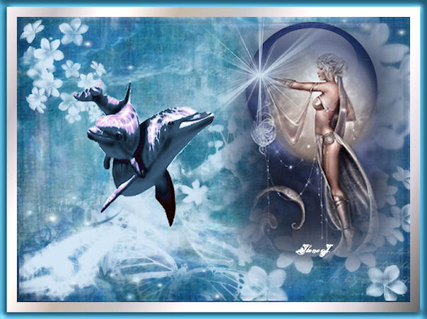 amistad bajo el mar