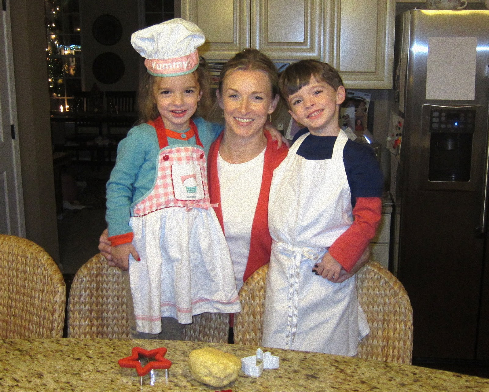 Christmas cookies, ultimate Christmas cookie, family, cooking with kids