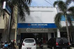 Bank Ekonomi Cabang Pati, Alamat No Telp Info Lengkap