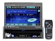 IVA-D901 Alpine car stereo