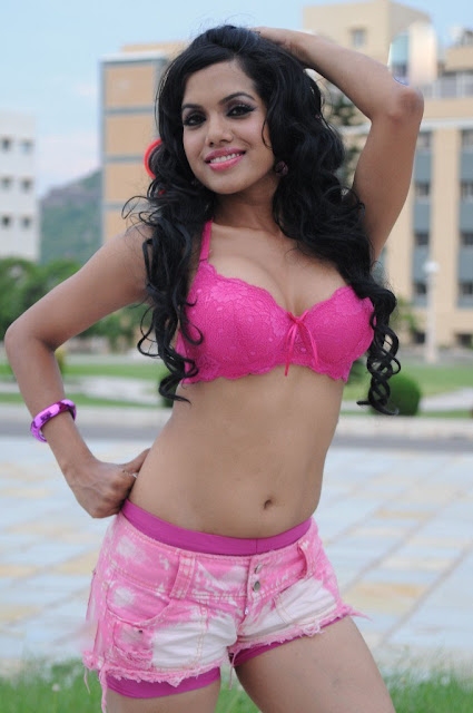 Hot Item Girls Navel Images