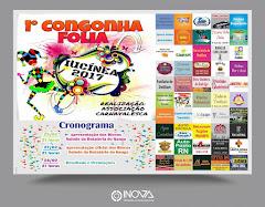 Carnaval 2017 em Ilicínea