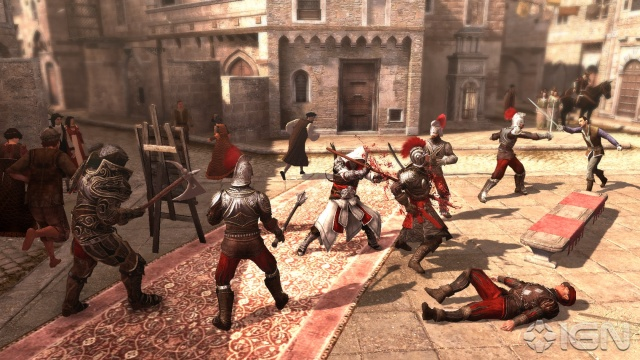 Assassins Creed Brotherhood Full Tek Link İndir + Torrent