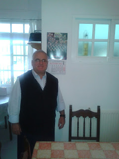 Un misionero en España