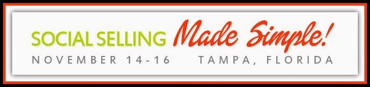 """Social BOOM!"" Social Selling Seminar: Tampa Bay Nov. 14-16th"