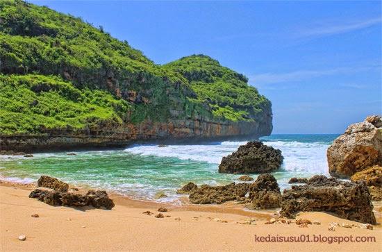 pantai butuh gunungkidul jogja