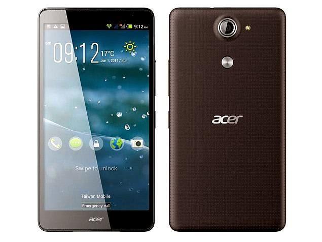 Spesifikasi dan Harga Acer Liquid X1 | Kitkat 4.4