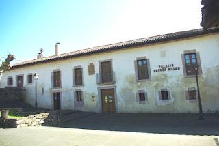 San Román, palacio de los Valdés Bazán