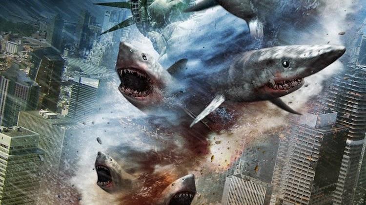 """Habrá """"Sharknado 3"""""""