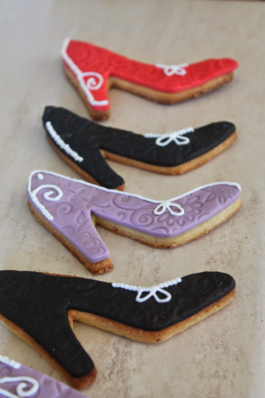 biscotti scarpetta fashion - cookies fashion shoes