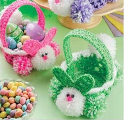 Bunny Crochet Easter Free Pattern Patterns Gallery