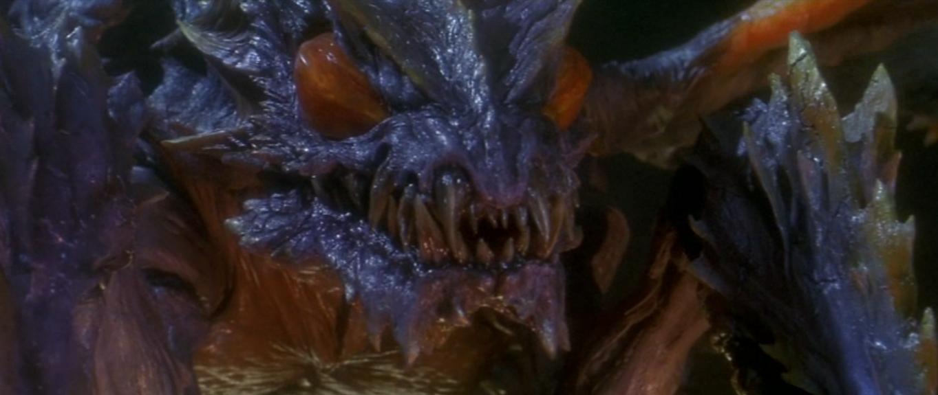 THE GODZILLA RUNDOWN: Godzilla vs Megaguirus