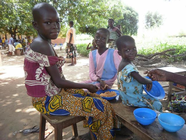 niños togoleses