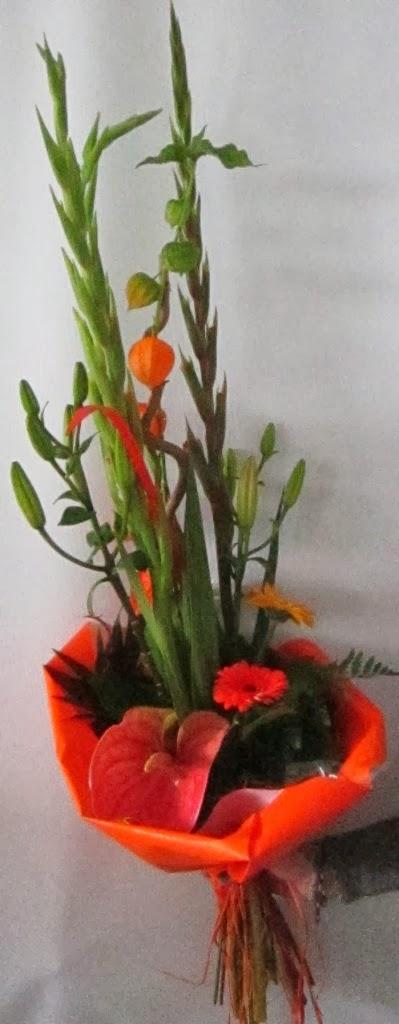 artiste en herbes  les bouquets et compositions conique et
