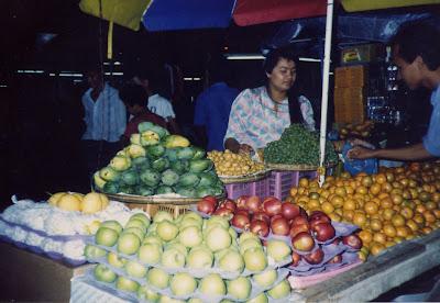 nightmarket in Ipoh Malaysia