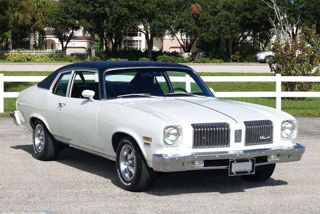 オールズモビル・オメガ | Oldsmobile Omega(1973-1984)